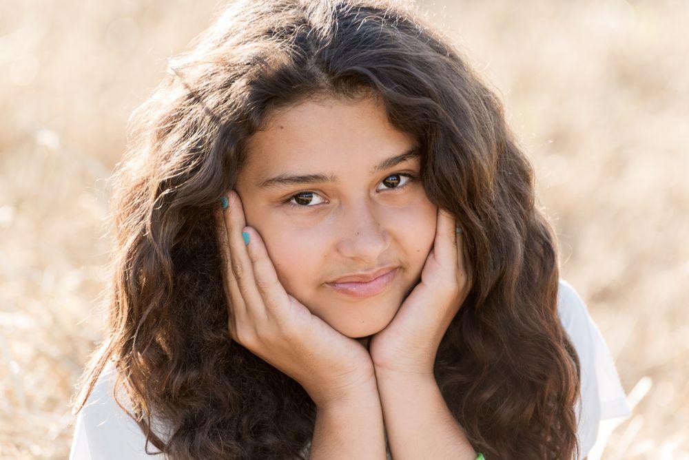 Chica adolescente